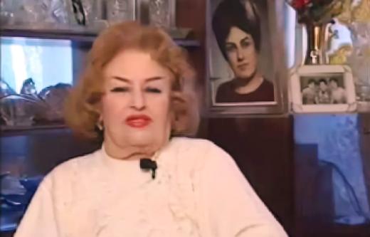 İrəvandan yük maşınında qaçan, özündən 24 yaş böyük direktorla evlənən, İran şahının sevimlisi olan Xalq artisti